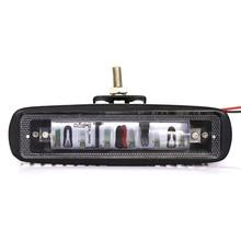 LED Forklift Safety Light Red/ Blue Spot Light  Warehouse Safe Warning Light 30W 6 LEDs Driving Light 12-60V Wide Voltage