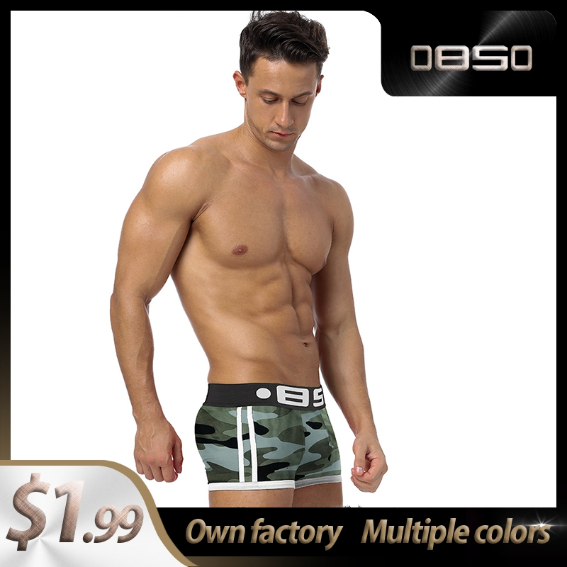 Boxer For Men CMENIN Cotton LOGO Soft Sexy Men Underwear Boxer Shorts Fashion Innerwear Mens Boxershorts Underware Boxers  Gift
