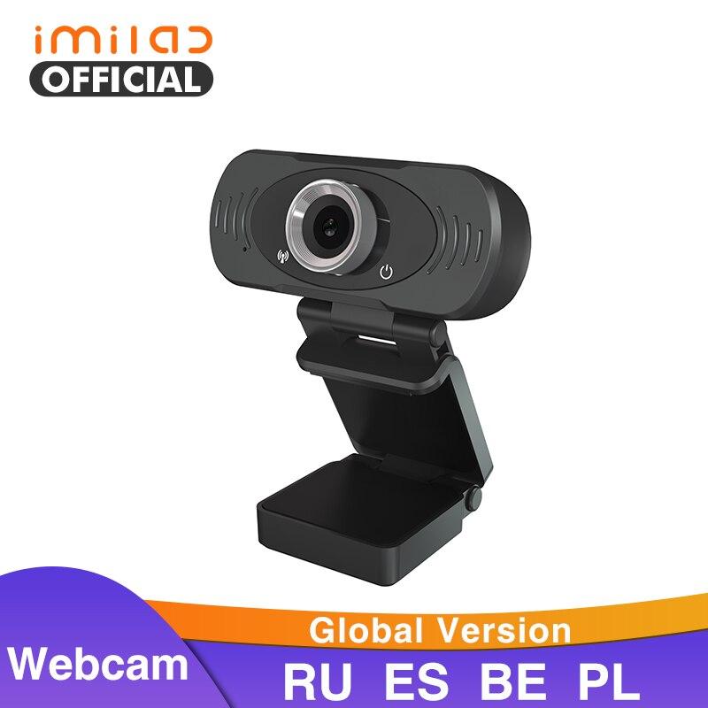1080P камера IMILAB 2MP С микрофоном, usb-веб-камера HD играть и подключите настольных Smart Tv для потокового видео вызов конференции