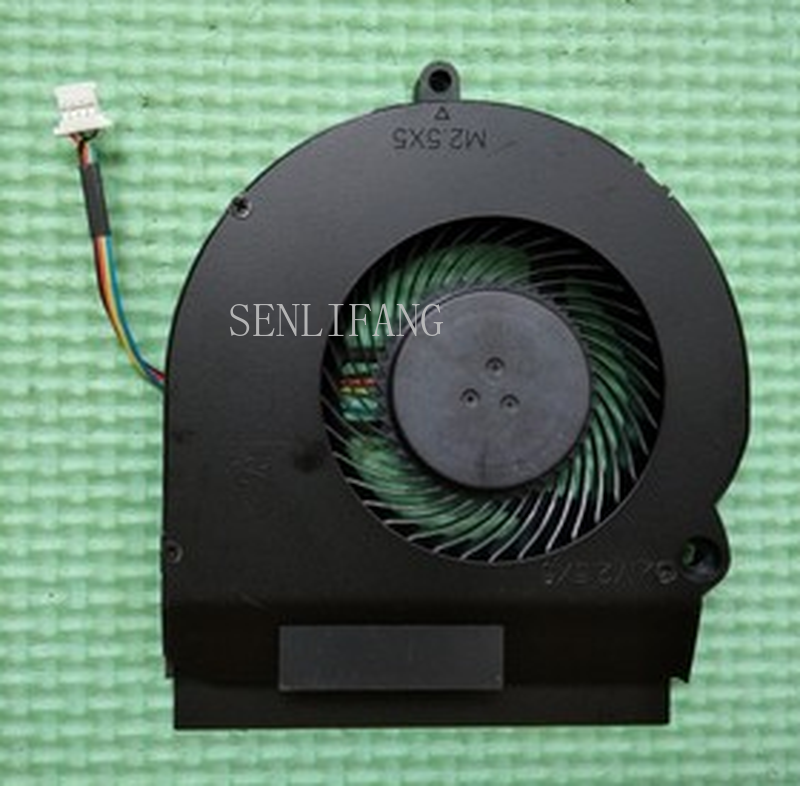 Free Shipping EG75070S1-C290-S9A 0JWH30 DC 5V 0.40A 4-wire Server Laptop Cooler Fan