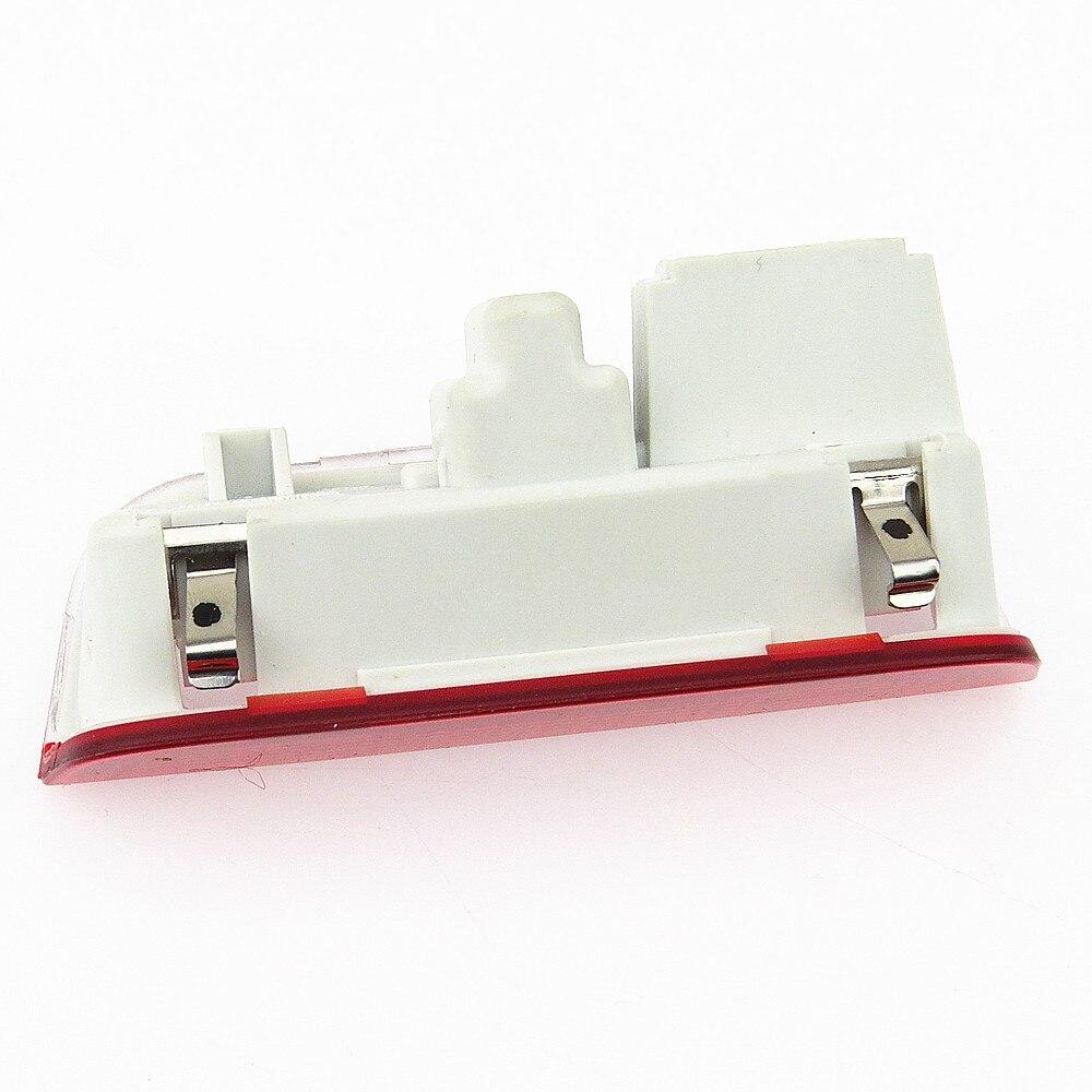 Купить с кэшбэком SCJYRXS 12V Strobe Lights&Warning Wire Harness & Clip For Passat B6 B7 CC Golf MK5 MK6 Seat Alhamb 1K0947411A 3AD 947 411