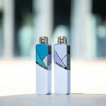 Innokin – Cigarette électronique avec Kit Original, batterie de 1400mAh, avec dosette de 3ml, cartouche MTL, 1,2 ohm, bobine RDL