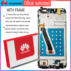 Image 3 - Original 5.65 Replacement LCD with Frame for Huawei P Smart Touch Screen Display P Smart FIG LX1 LX3