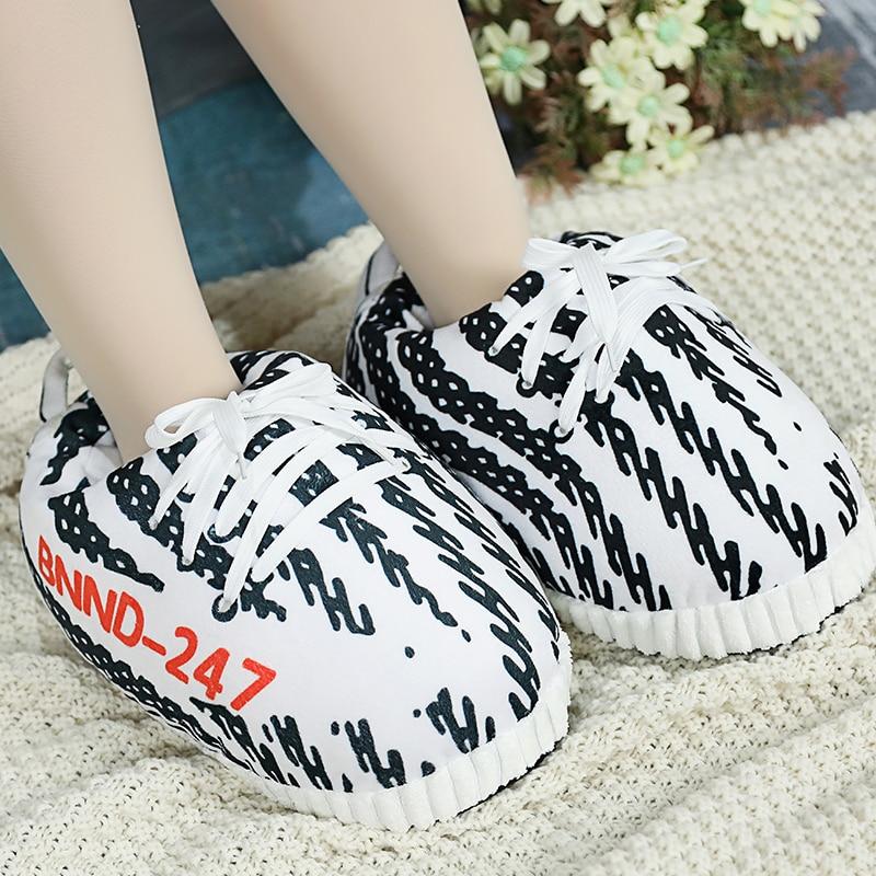 Тапки мужские/женские зимние хлопковые, утепленные кроссовки, для дома, для Vip-клиентов, Размеры 35-42