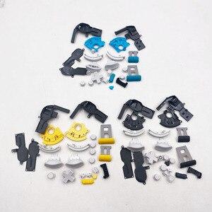 Image 5 - Nhựa Thay Thế Vỏ Ốp Lưng Dành Cho Máy Nintendo Switch Lite Nslite Tay Cầm Cứng Nhà Ở Vỏ Dán Mặt Lưng Bao W/Nút Bộ