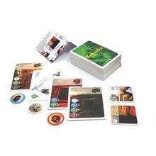 Splendor masa oyunu İngilizce ve İspanyolca kuralları ev partisi için yetişkin finansmanı yatırım eğitim iş oyun kart oyunu