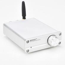 KYYSLB TPA3116 Mini 5.0 Bluetooth amplifikatör DC12 ~ 24v 100W * 2 QCC3003 ateş HIFI Stereo ev ses dijital amplifikatör 4 ~ 8 Euro