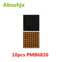 Absuhjx 10pcs PMB6826 6826 voor iphone 7 & 7 plus Baseband PMIC Power IC Chip Intel BBPMU_RF