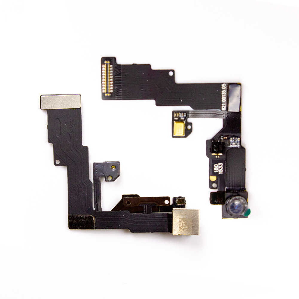 FVBH Front Facing Camera Module for iPhone 6 6G Front Camera Ring Holder With Sensor Proximity Flex Cable Repair Replacement