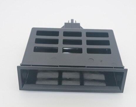 Dla Volkswagen Passat B5 Old Bora Golf 4 deska rozdzielcza środkowy element wykończenia schowek pudło na płyty CD
