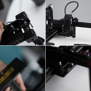 Image 5 - NEJE MASTER 2 3500mW Laser Engraving Machine DIY Desktop Portrait Laser Engraver Printer Supports APP Control
