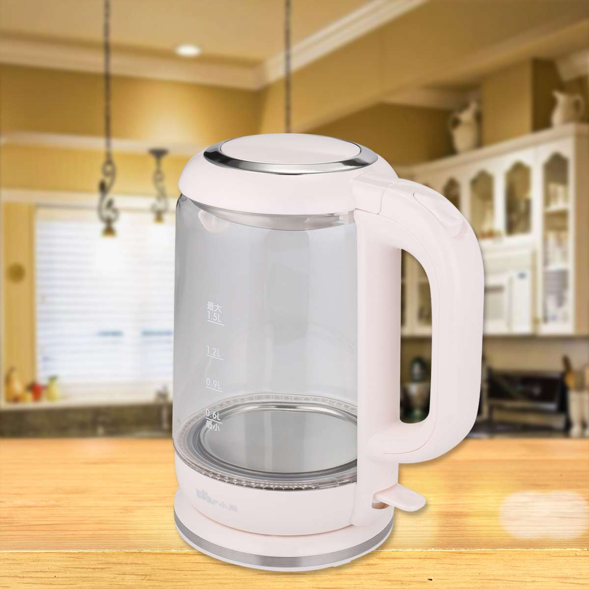 1.5L Electric Kettle Smart Constant Temperature Control Water Thermal Insulation Teapot Fast Boiling