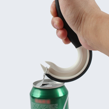 Multifunctional  Ring Pull Can Opener with Anti-slip Clip Great for arthritis sufferers