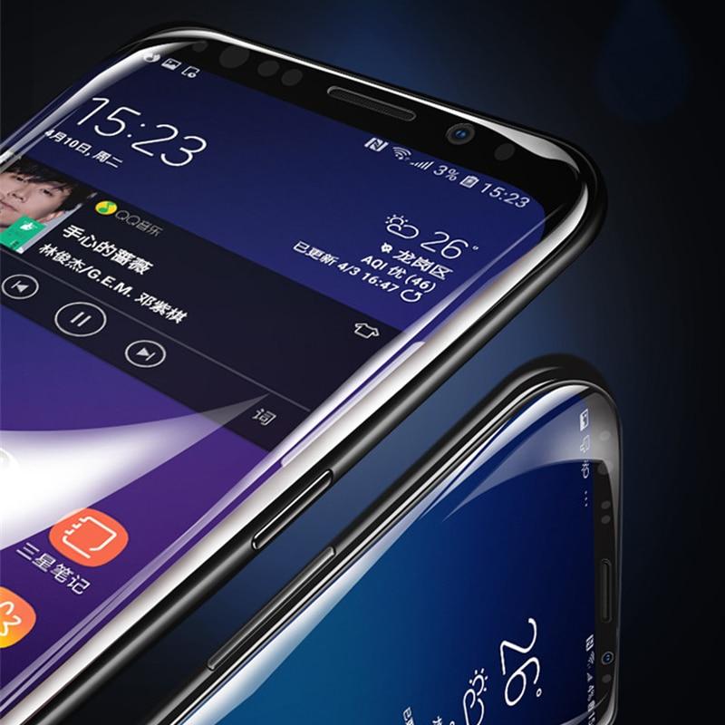 Soft Film For Samsung/galaxy S8 Plus Screen Protect/protector Samsung S8 Screen Protector For Samsung S8 Plus Film