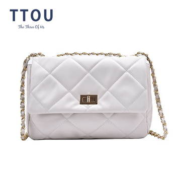 2020 Fashion Quilted Woman Shoulder Bags Famous Brand Luxury Handbags Women Designer High Quality PU Totes bag