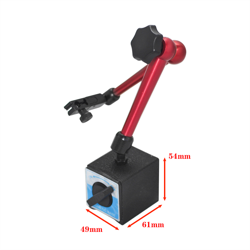 Total Amp Stand Flexible  Big Indicator  Base 350mm Magnetic Height Tool ON Holder Dial Test Universal Base Stand Tool OFF