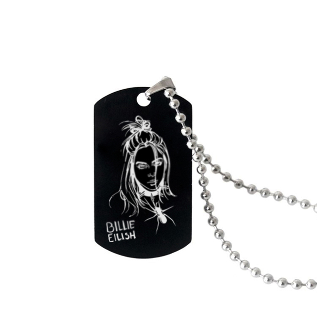 BILLIE EILISH NECKLACE (3 VARIAN)