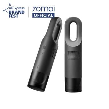 70mai Mini Car Cleaner 70 mai Car Vacuum Cleaner 70MAI Handheld Car Cleaner Mini Auto Cleaner Wireless Light Weight 1