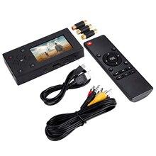 Recording-Player Converter Video-Capture Bluetooth Audio And 3-Tft-Screen Adaptador