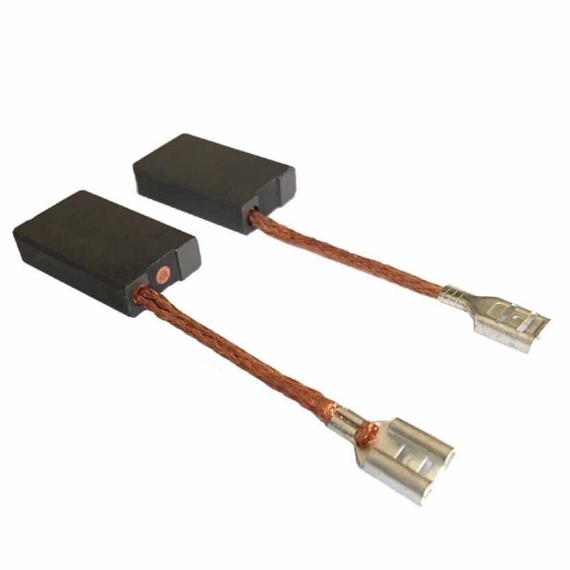 Carbon Brush Replace For Bosch GSH11E GBH10DE 11223EVS GBH11DE GSH10C MH10-SE GSH 11E Rotary Hammer Drill Power Tool Accessories