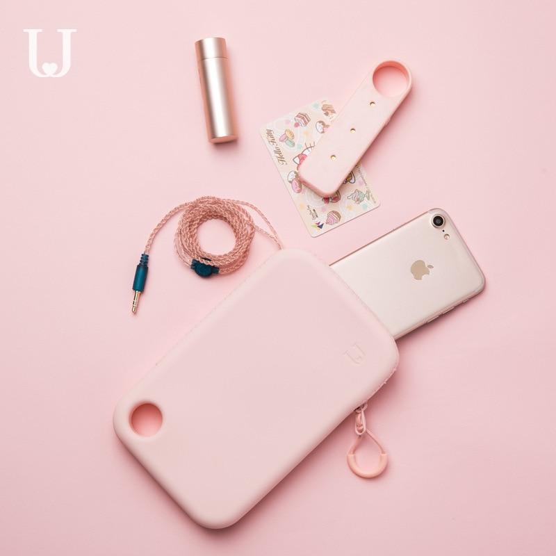 Zuo Dun Judy Portable Silica Gel Storgage Bag Hipster Purse Phone Bag Silica Gel Simple Wallet Women's