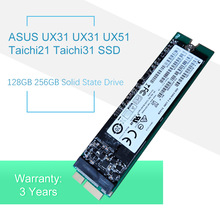 New 128GB 512GB 1TB 2TB Solid State Drive For ASUS TAHCHI21 TAICHI 21 31 UX21 UX31 UX51 SSD Laptop  Replace XM11 SD5SE2 SDSA5JK