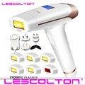 Больше ламп выберите IPL лазерная эпиляция удаление волос ЖК-дисплей машина лазер постоянный бикини триммер электрический depiladora лазер