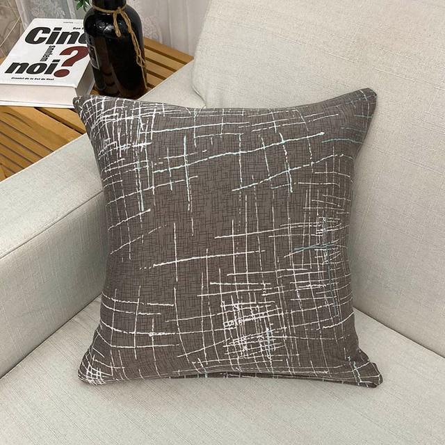 Abstract Printed Pillow Case Set 4 pcs 4