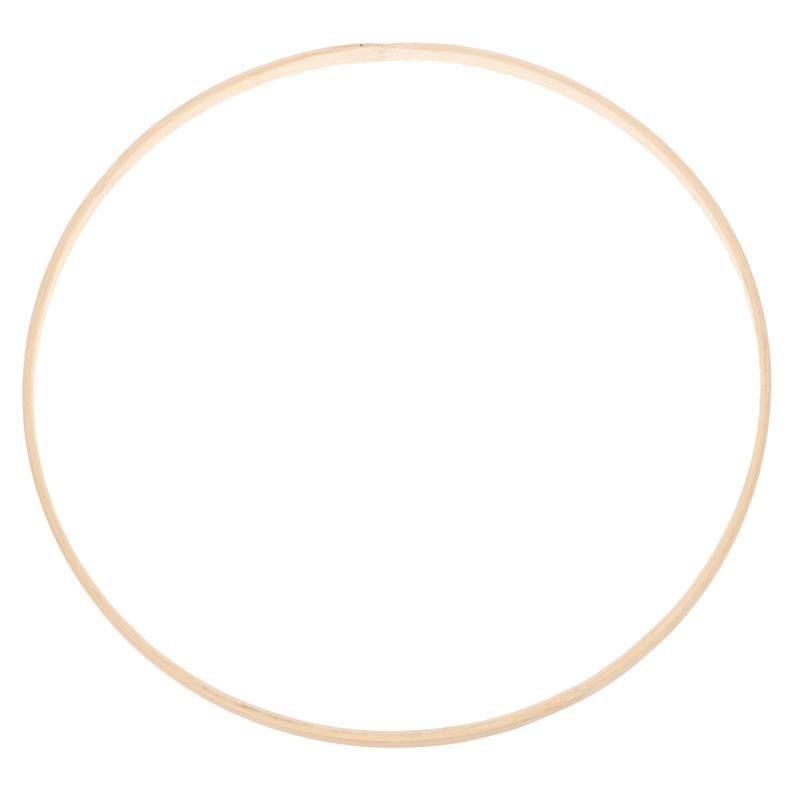 Wooden Home Decor Supplies Embroidery Hoop Tool Bamboo Circle Round DIY Art Craft Cross Stitch Traditional Sewing Manual Tool