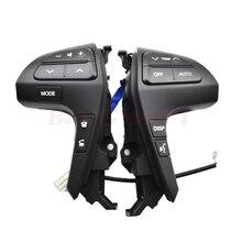 Auto Lenkrad Audio Control Taste Schalter Für TOYOTA HILUX VIGO COROLLA CAMRY HIGHLANDER INNOVA