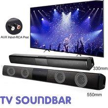 Portable Wireless Speaker Bluetooth Home Theater Soundbar for TV Music Center Subwoofer Column Bluetooth Large Stereo Bass
