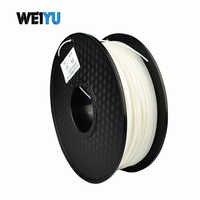 1 kg impressora 3d petg/pla/abs filamento 1.75/3.0 para makerbot, reprap, para cima, afinia, forja flash e todas as impressoras fdm 3d, branco, preto