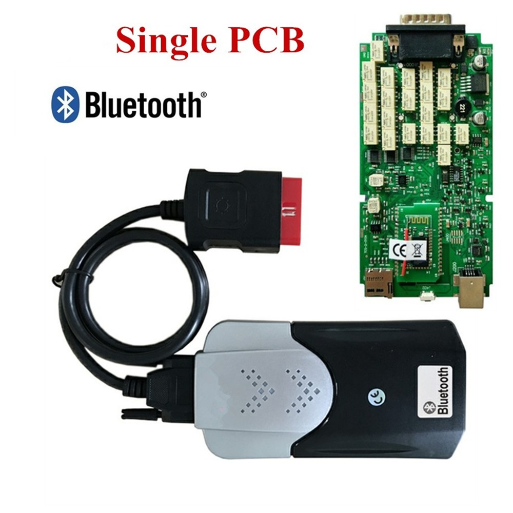 DHL Best Single Board New  Ne C Relay Bluetooth For Delphis Vd Ds150e  2016.0 R0 With Keygen Best Than Multidiag Pro+