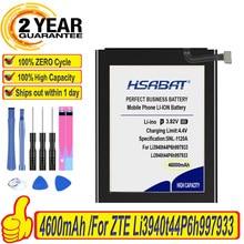 Marca superior 100% novo 4600mah li3940t44p6h997933 bateria para baterias zte + ferramentas gratuitas