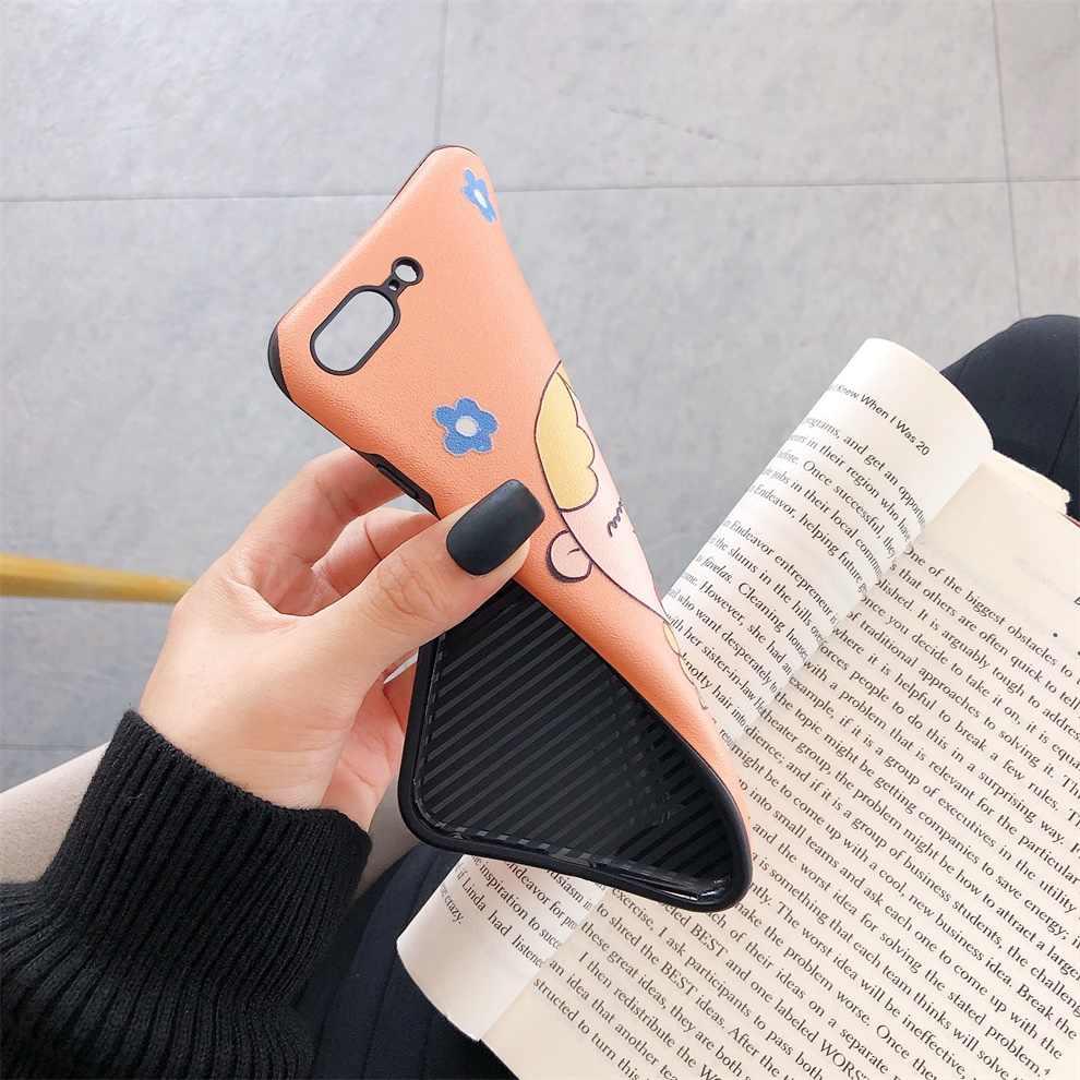 Dtfq moda à moda casal caso menino menina macia tpu em relevo padrão de seda caso capa para iphone 8 7 plus 6s xr xs max x 11 pro