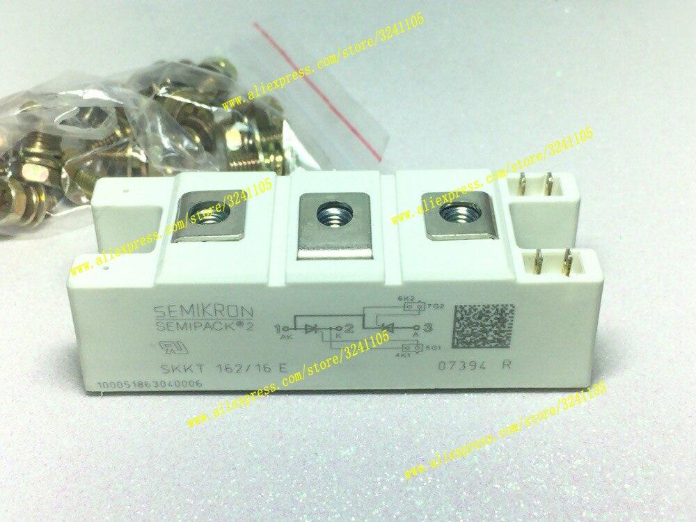 Free Shipping NEW SKKT162/16E SKKT162-16E MODULE