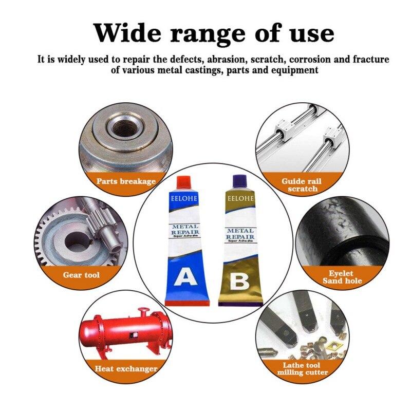 Metal Repair Gel (A+B)