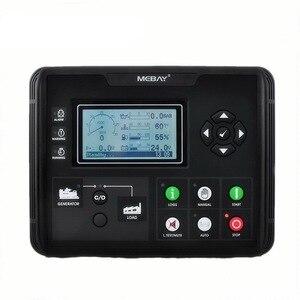 Электронный Контроллер генератора DC50D MKII, контрольная панель модуля, панель управления для дизельных двигателей или генераторов