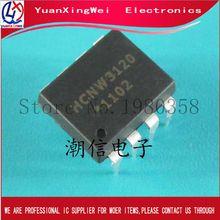10 Chiếc HCNW3120 HCNW 3120 DIP8