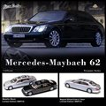 Автомобиль из сплава Maybach 62, модель из лимитированного литья 1/64 штук, стойкие охотники 999, коллекционные подарки