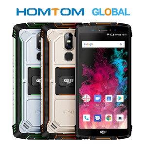 Image 1 - HOMTOM ZOJI Z11 هاتف ذكي 10000mAh IP68 مقاوم للماء 4GB 64GB ثماني النواة هاتف محمول 4G FDD 5.99 بوصة الهاتف المحمول