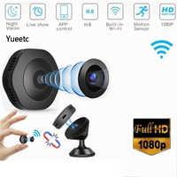 Mini H6 WIFI Kamera HD 1080P micro Video Kamera Infrarot Nachtsicht Netzwerk Intelligente Überwachung Home Security Wasserdicht
