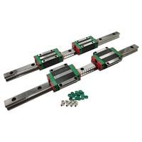 15mm 20mm 25mm hgr15 hgr20 hgr25 trilho de guia linear com transporte hgh20ca/hgw20ca/hgh15ca/hgh20ca/hgh25ca 1500mm para xy cnc Guias lineares     -