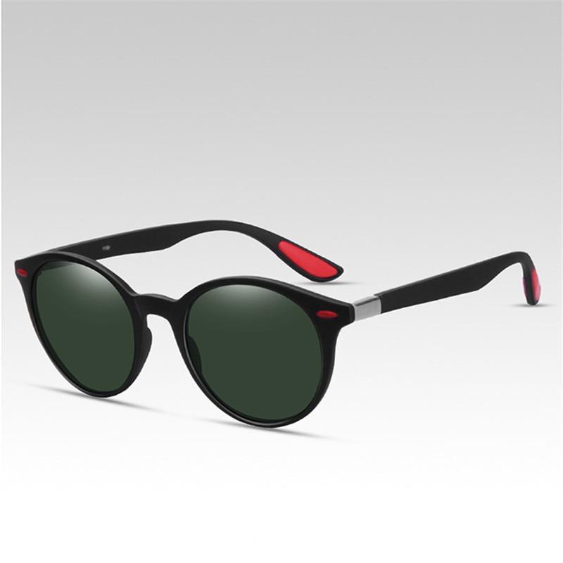 Мужские очки для походов спорта рыбалки поляризованные линзы походы, Велоспорт, кемпинг солнцезащитные очки для женщин очки для вождения - Цвет: D
