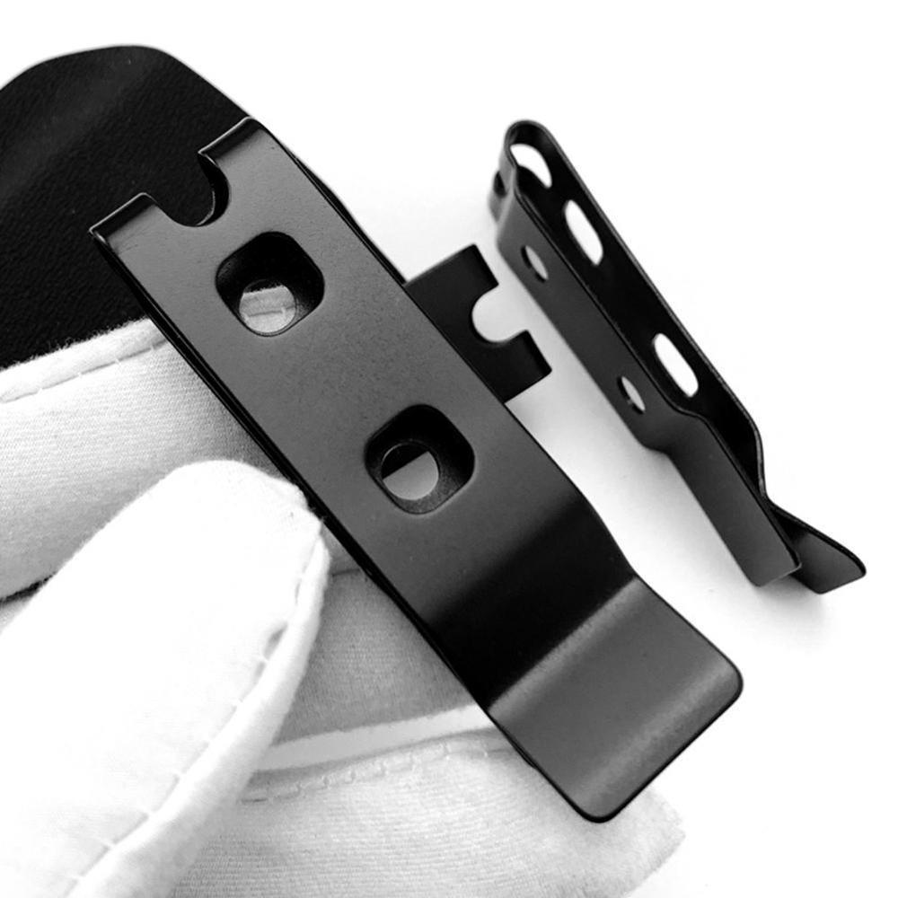 1pcs K Sheath Clip Kydex Waist Clips K Sheath Back / Waist Clip Scabbard Accessories K Sheath Carrying Back Belt Clip