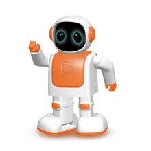 2021New Arrival Dancing Robot Speaker Wireless Music Speaker Remote Control Program Dance Action Bluetooth Speaker for Kids Gift