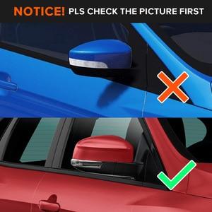 Image 3 - 2個フォードフォーカス2012 2018ダイナミックターンシグナルライトウインカーリピータledサイド翼バックミラーインジケータ