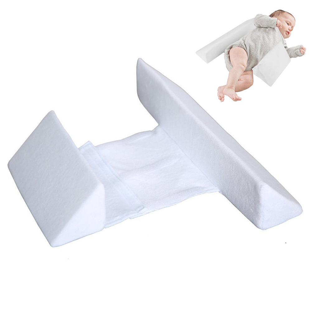 Baby Stereotypes Pillow Infant Sleep Positioner Newborn Adjustable Anti-bias Cotton Shaping Pillow Adjustable Sleeping Support