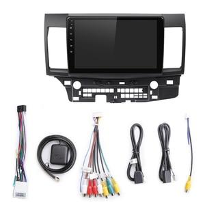 Image 5 - MITSUBISHI/LANCER 2007 용 idar r 자동차 라디오 2008  2 din Android 9 Autoradio 멀티미디어 GPS DVR 카메라 RAM 2GB ROM 32GB USB 라디오