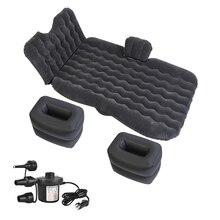OGLAND Auto Lucht Opblaasbare Reizen Bed Matras voor Universele Auto Back Seat Sofa Kussen Outdoor Multifunctionele Camping Mat Kussen